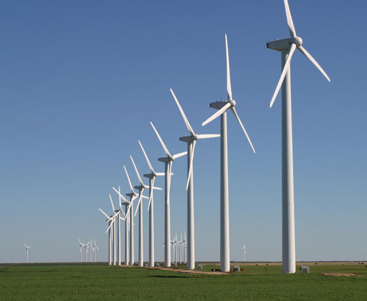 Windpower generators are also considered but its feasibility is under study.