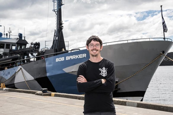 Bob Barker Operation Relentless crew  portait ©Marianna Baldo / Sea Shepherd AU Ltd